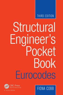 Structural Engineer's Pocket Book By Cobb, Fiona